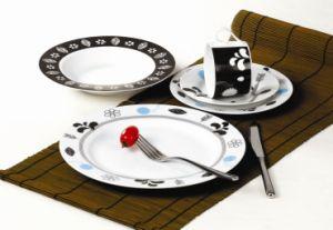 20PCS Good Price Restaurant Royal Porcelain Dinnerware pictures & photos