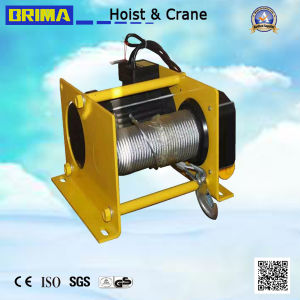 European Electric Winch 500kg pictures & photos
