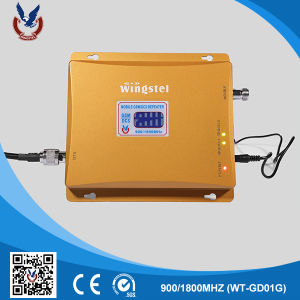 900/2100MHz GSM Repeater 3G Cell Phone Signal Booster for Building pictures & photos