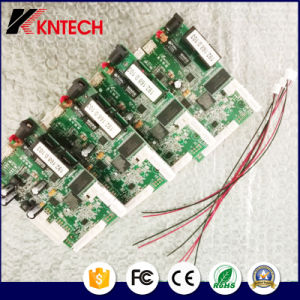 VoIP SIP PCB Board Poe Powered Connect LED Strobe Kn518 Kntech pictures & photos