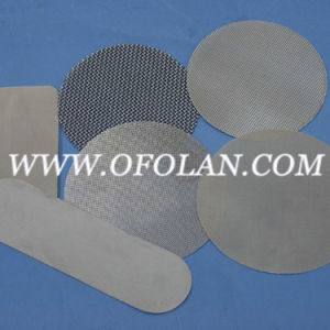 Top Quality Plain Twill Weave Tungsten Wire Mesh Direct Factory Supply pictures & photos