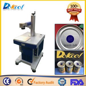 20W Cheap CNC Fiber Laser Marker Machine for Metal pictures & photos