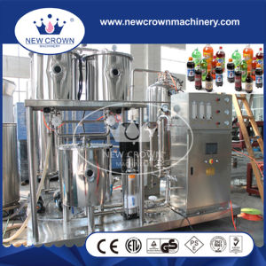 Gas Degassing Beverage Carbonator with High Pressure Mixing Pump for High Gas Drink pictures & photos