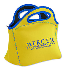 Wholesale Neoprene Lunch Bag with Handle pictures & photos