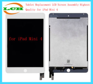 Tablet LCD for iPad Mini4 Screen Digitizer Assembly Replacement pictures & photos