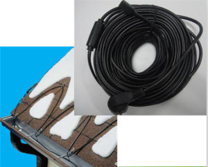 120V 5W/FT Roof De-Icing Snow Melting Cable for Canada, USA pictures & photos