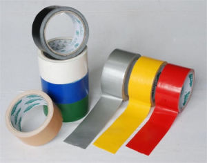 Custom Cheap Printed Pipe Duct Tape Cloth Duct Tape pictures & photos