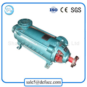 Large Capacity Multistage Centrifugal Agriculture Irrigation Pump with Electric Motor pictures & photos