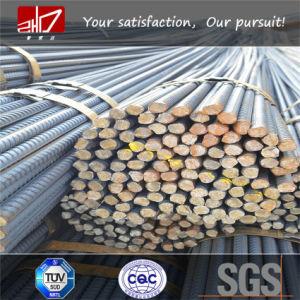 ASTM A615 Gr40 Gr60 Deformed Rebar for Construction pictures & photos