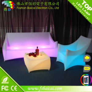 Environmental Friendlype LED Bedroom Set Furniture