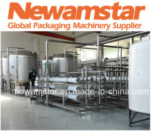 Newamstar Water Treatment Equipment for Beverage Prodcution Line pictures & photos