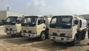 Dongfeng 4*2 Oil Tank Truck 5000L Refuel Tanker Truck for Export pictures & photos
