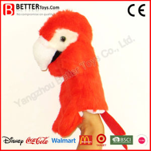 Stuffed Animal Soft Toy Parrot Hand Puppet for Kids pictures & photos