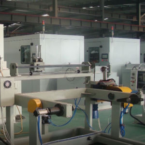 High Speed Double Decker Wire Braiding Machine for Hydraulic Hose pictures & photos