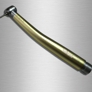 Anti-Retraction Push Button Handpiece Dental for Clinic pictures & photos