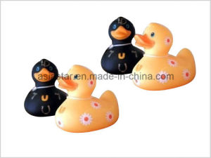 Vinyl 2 Color swimming Toy Duck pictures & photos
