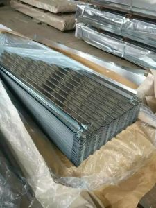 Prepainted Galvanized Roofing Sheets Corrugated Metal Roofing Sheet pictures & photos