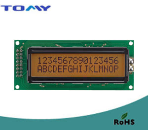 16*2 Tn Stn FSTN Dstn LCD Screen From Suzhou Tomy pictures & photos