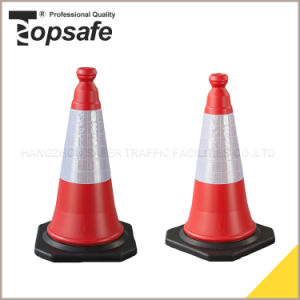 45cm HDPE Traffic Warning Cone pictures & photos