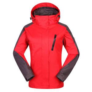 Breathable Outdoor Men′s Waterproof Jacket pictures & photos