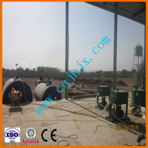 Hot Sell Jnc-5 Crude Oil Refinery Plant pictures & photos