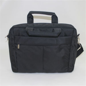 High Quality Polyester Laptop Briefcase for Promotion pictures & photos
