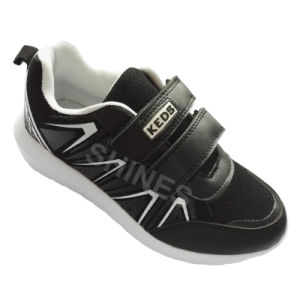 Double Magic Tape Boy′s Sport Shoe pictures & photos