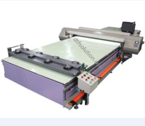 Screen and Digital Flatbed Printer for All Fabrics pictures & photos