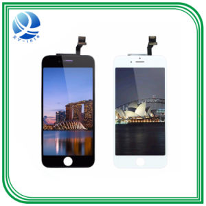 Transparent Touch Screen LCD for iPhone 6plus Display LCD Monitor pictures & photos