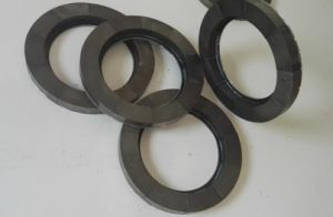 N42m N45 Ring Magnets of Od200ID110, Od300ID210 for Magnetic Separator
