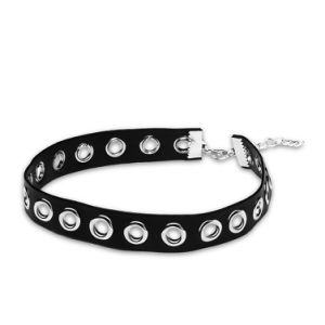 2017 Fashion Design Choker Necklace Jewelry Black Color pictures & photos