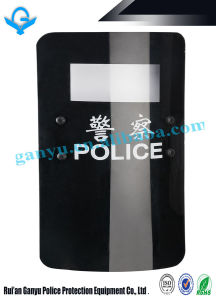 Aluminium Alloy Riot Shield with a Window pictures & photos