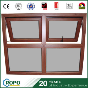 Wooden Frame Double Glazing PVC Window Price pictures & photos