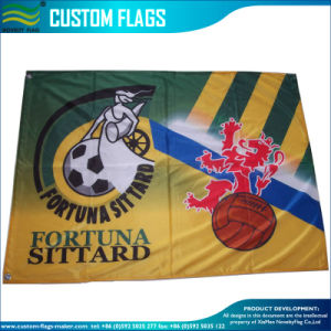 Sports Flag, Polyester Flag, Club Flag, Advertising Flag (J-NF01F06001) pictures & photos