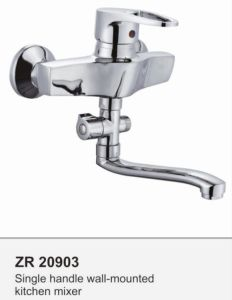 Factory Direct Brass Kitchen Faucet pictures & photos