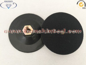 Plastic Backer Pads with M14 Thread pictures & photos
