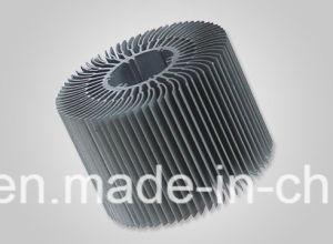 Custom 6061 Anodizing Aluminum Extrusion Heatsink pictures & photos
