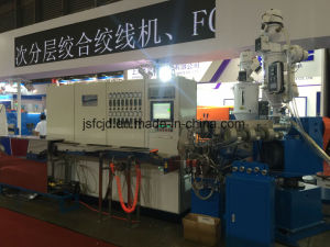 Plastic Cable Wire, PP, PE, PVC Extrusion Machine pictures & photos
