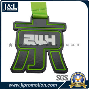 Special Shape Customer Medal in Black Nickel Color pictures & photos