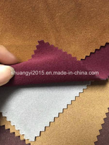 Hot Sale Popular Double Side Suede for Shoes pictures & photos