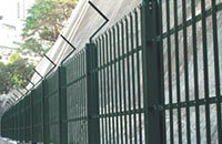 Steel Metal Fence pictures & photos