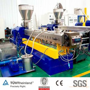High Concentration Color Plastic Masterbatch Production Line pictures & photos
