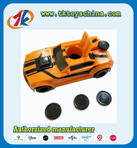 New Design Plastic Mini Car Toy with Disc pictures & photos
