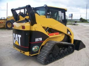 Rubber Tracks for Caterpillar 287b Compact Loader pictures & photos