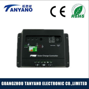 10A 20A 30A PWM Solar Charge Controller for Lighting pictures & photos