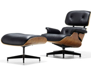 White Modern Leather Living Room Eames Chair pictures & photos
