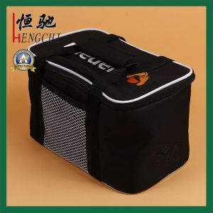 Customized Non Woven Picnic Lunch Cooler Bag for Beer Can pictures & photos