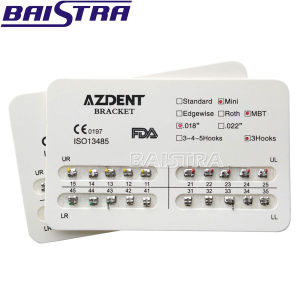 Ce Approved Mbt Dental Bracket with Hot Selling pictures & photos