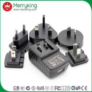 UL Approved 5V 500mA AC DC Switching USB Power Charger pictures & photos