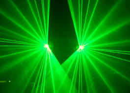 3 Watts Green Animation Programmable Laser Show Light for Event pictures & photos